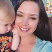 Thais Fersoza curte Disney com os filhos, Melinda e Teodoro: 'Emoção'. Vídeo!