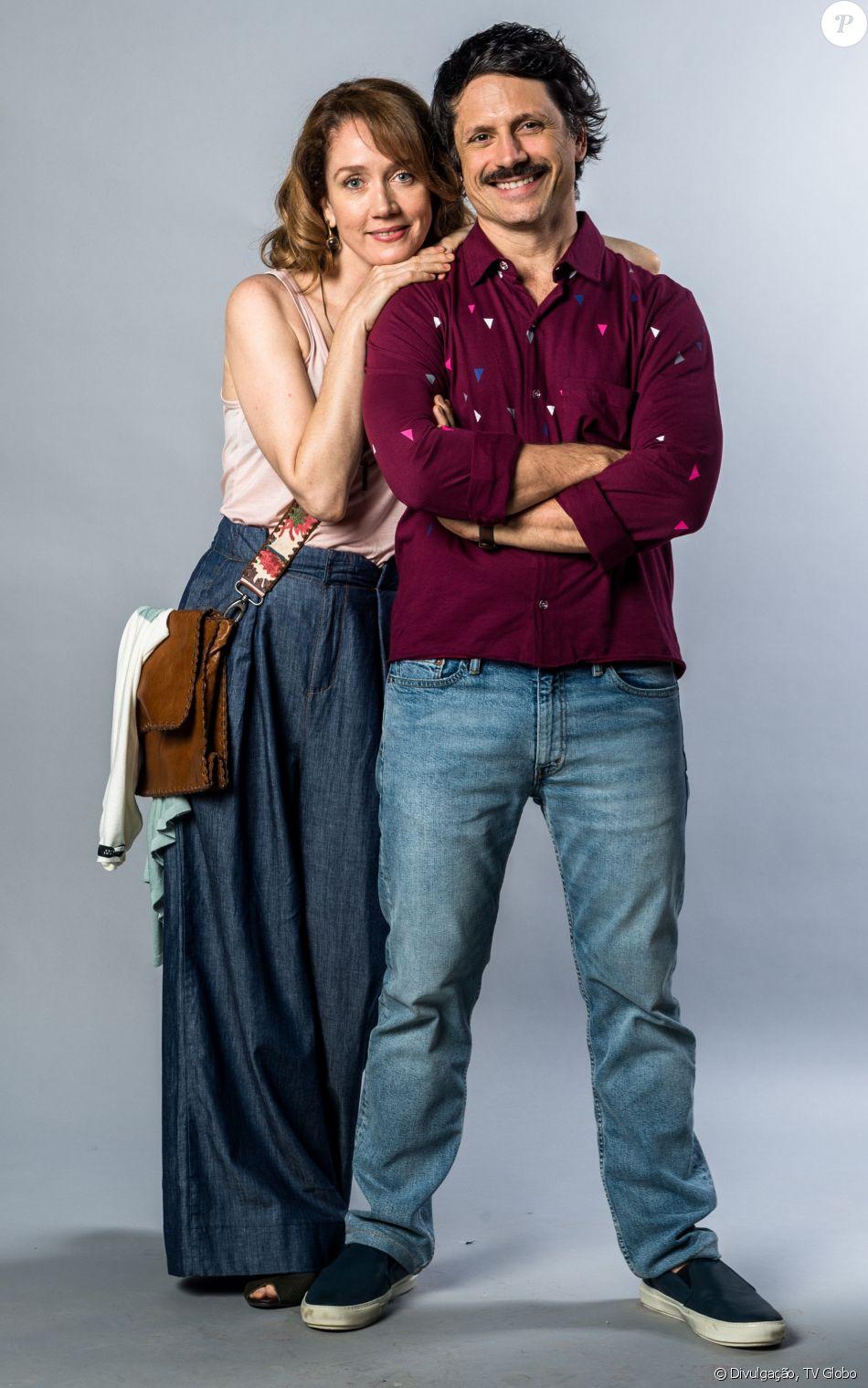 Camila Morgado vai ver seu casamento com Felipe Rocha ficar abalado, na novela 'Malhação: Vidas Brasileiras'