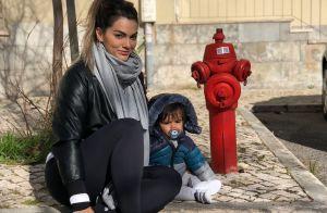 Kelly Key dispensa babás em viagem de férias com os filhos: 'Momentos só nossos'