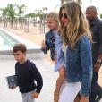 Explicação de Gisele Bündchen aos filhos sobre derrota do time de Tom Brady foi apontada como presunçosa e arrogante, segundo os internautas