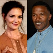 Ex de Tom Cruise, Katie Holmes planeja engravidar de Jamie Foxx: 'Conversando'