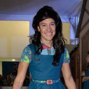 Rodrigo Faro se veste de 'Chiquititas' no aniversário das filhas Clara e Maria