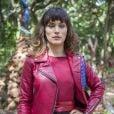 Bianca Bin mudou o visual e adotou uma franja em 'O Outro Lado do Paraíso'