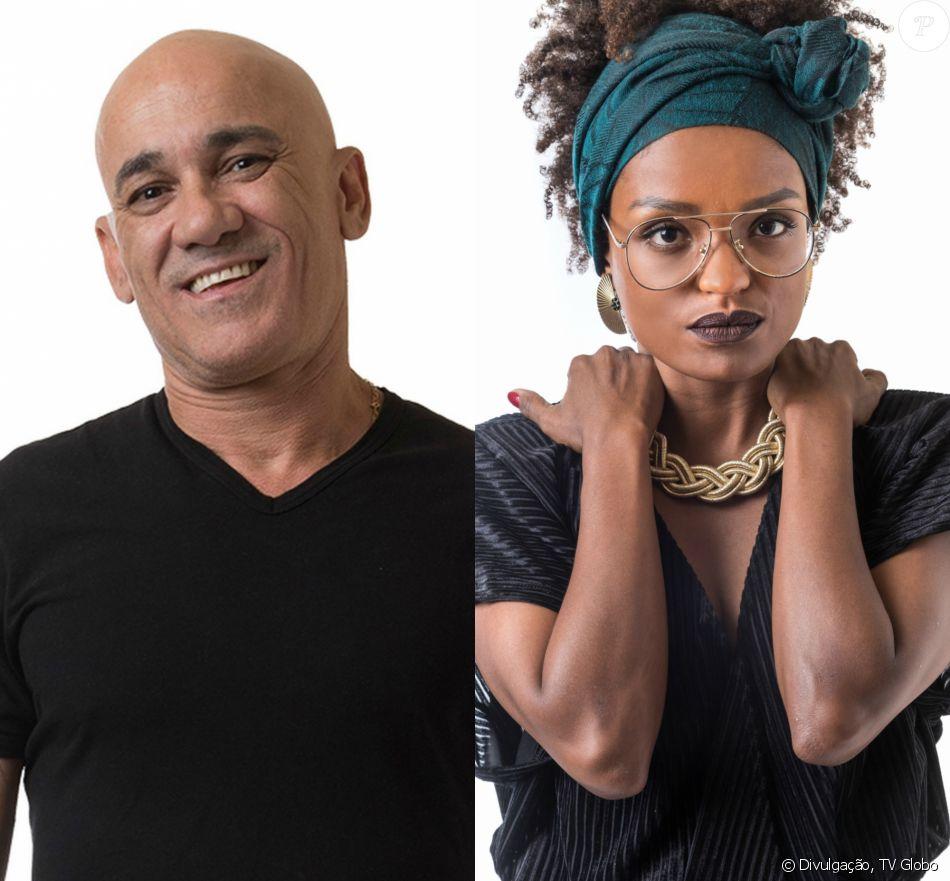 Ayrton e Nayara discutiram no 'BBB18' nesta sexta-feira, 9 de fevereiro de 2018