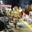 Sheila Mello contou que o marido, Xuxa, não é ciumento com o Carnaval