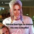 Fora do Carnaval, Ivete Sangalo foi homenageada por Claudia Leitte e outros cantores em Salvador