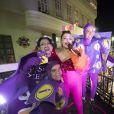 Preta Gil faz campanha pelo uso de preservativo no Carnaval