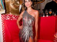 Fernanda Motta esbanja glamour em look de paetê no Baile do Copa: 'Quis brilhar'