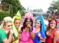 Rouge comanda bloco de Carnaval em São Paulo com Fernanda Souza como musa