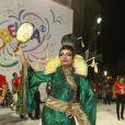 Quitéria Chagas é musa da Império Serrano