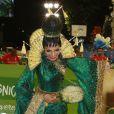 Quitéria Chagas é musa da Império Serrano neste carnaval