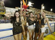 Angels da Victoria's Secret curtem Carnaval do Rio em camarote. Fotos!