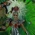 Carnaval 2018: musa da Grande Rio, Carla Diaz conta cardápio antes de desfile nesta segunda-feira, dia 12 de fevereiro de 2018