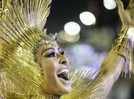 Sabrina Sato entrega superstição antes de desfile no Carnaval: 'Sinal da cruz'