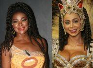 Cris Vianna homenageia Imperatriz na web e é elogiada por rainha: 'Inspiração'