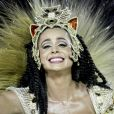 Flávia Lyra admitiu que é muita responsabilizade o posto de foi por tantos anos da atriz Cris Vianna