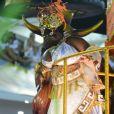 Jojo Toddynho comemorou o enredo sobre minorias da Beija-Flor
