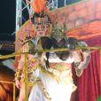 'Foi escolha do Carnavalesco', afirmou Jojo Toddynho sobre a fantasia no Carnaval