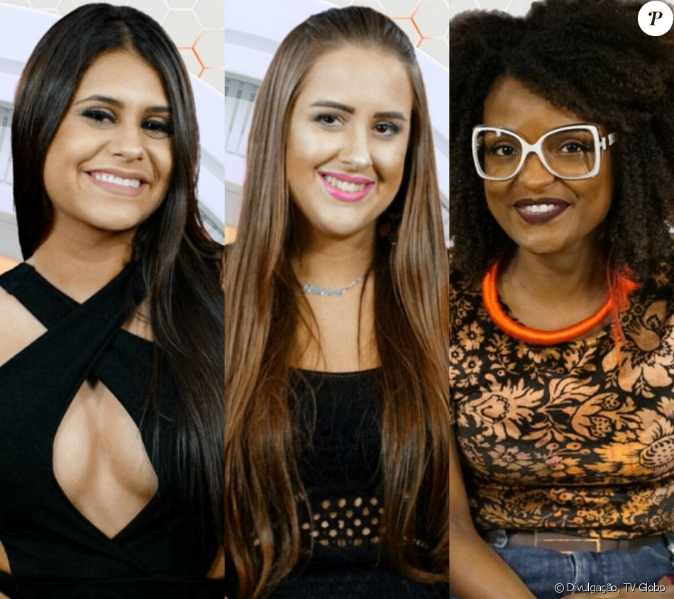 No 'BBB18',Ana Paula, Patrícia e Nayara atacam sister e web protesta: 'Gleice merece respeito'
