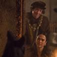 Na novela 'Deus Salve o Rei', Heráclito (Marcos Oliveira) falará que escolheu Pietro (Ricardo Monastero) para dar aula a Lucrécia (Tatá Werneck) para não por o casamento da rainha em perigo