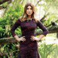 Fernanda Paes Leme ganha destaque na revista 'Contigo!' (11 de junho de 2014)