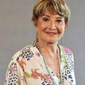 Aos 83 anos, Glória Menezes é internada para tratar infecção respiratória