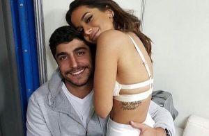 Anitta cita qualidades do marido em post romântico: 'Companheiro e multifunções'