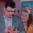 Fátima (Rai Teichimam) convida Cristóvão (Guilherme Gorski) para morar em sua casa e o deixa emocionado, no capítulo que vai ao ar quinta-feira, dia 22 de fevereiro de 2018, na novela 'Carinha de Anjo'