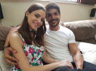 'BBB18': noiva de Lucas posta indireta após conversa dele com Breno: 'Ícone'