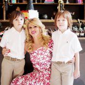 Val Marchiori sobre os filhos: 'Me pergunto como seria se ficassem pobrinhos'