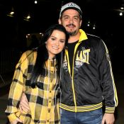 Sertaneja Maraisa viaja com noivo, Wendell Vieira, aos EUA: 'Partiu férias'