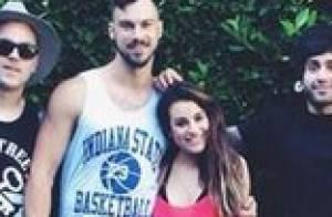 Lea Michele, de 'Glee', está namorando ex-gigolô Matthew Paetz