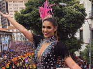Ex-BBB Vivian reclama da atitude dos homens no Carnaval: 'Não rolou nada'
