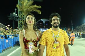 Thaila Ayala conta apelido carinhoso do namorado, Renato Góes: 'Inho'