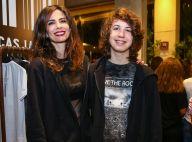 Luciana Gimenez revela namoro do filho Lucas Jagger: 'Menina superlegal'
