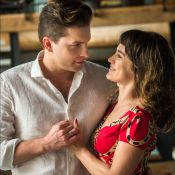 'O Outro Lado do Paraíso': noivos, Clara e Patrick mantêm relação em segredo