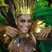 Juliana Paes torce por retorno da Grande Rio ao Grupo Especial: 'Existe chance'