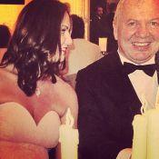 Luiza Brunet confirma reconciliação com Lírio Parisotto com foto no Instagram