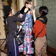 Veja fotos dos looks e detalhes dos desfiles das grifes durante a Semana de Moda em Milão