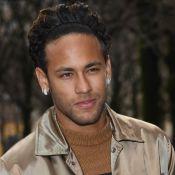 Neymar usa look com animal print de R$ 7 mil após treino em Paris. Veja fotos!