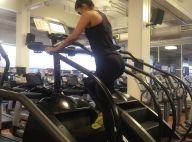 Paula Fernandes retoma treinos e faz spinning após viagem: 'Queima docinho'