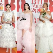 Dua Lipa, Rita Ora e mais apostam em volume e fluidez no BRIT Awards. Veja fotos