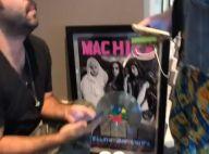 Anitta chora ao ganhar disco de platina por parceria com J Balvin: 'No chão'