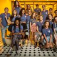 Na novela 'Malhação: Vidas Brasileiras' haverá 17 protagonistas e a cada 15 dias a novela será focada na história pessoal de um adolescente da escola