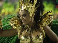 Juliana Paes rebate fã por duvidar de permanência na Grande Rio: 'Procure saber'