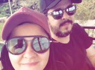 Maraisa, dupla de Maiara, e noivo, Wendell Vieira, curtem parque nos EUA:'Suave'