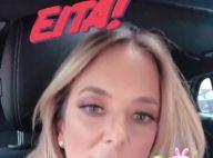 Grávida? Ticiane Pinheiro ironiza rumores em vídeo: 'Estão me achando gordinha'