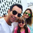 Casado com Ticiane Pinheiro, Cesar Tralli revelou o desejo de ter filhos com a apresentadora