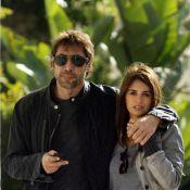 Penélope Cruz está grávida de seu segundo filho com Javier Bardem