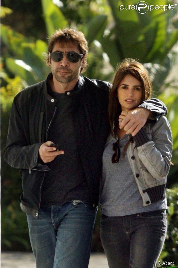 Penélope Cruz e Javier Bardem esperam seu segundo herdeiro, segundo informações do jornal 'New York Post', nesta sexta-feira, 1º de fevereiro de 2013